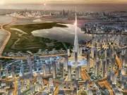 Tài chính - Bất động sản - Dubai sắp xây toà nhà cao nhất thế giới