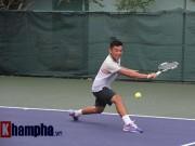 Thể thao - BXH tennis 11/4: Hoàng Nam tụt 31 bậc xuống tốp 900