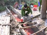 Video An ninh - Rợn người lò mổ dùng hóa chất nhổ lông vịt