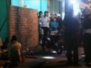 Video An ninh - Huyết chiến trong quán nhậu, 1 thanh niên chết thảm