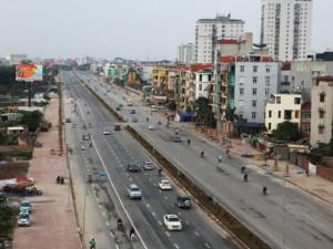 Nâng tốc độ trên đường Nhật Tân - Nội Bài lên 90km/h