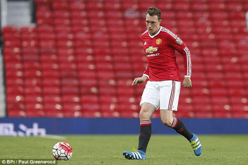 Tái xuất, Rooney chơi xông xáo ở đội U21 MU - 7