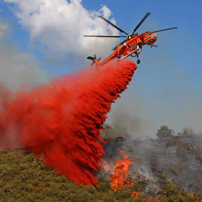 """""""Không ai nói trực thăng chữa cháy giá 1.000 tỉ"""" - 1"""