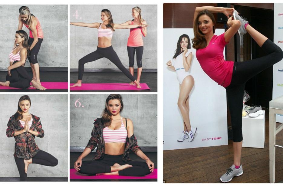 Sao Hollywood trẻ đẹp bất ngờ nhờ chăm tập yoga - 2