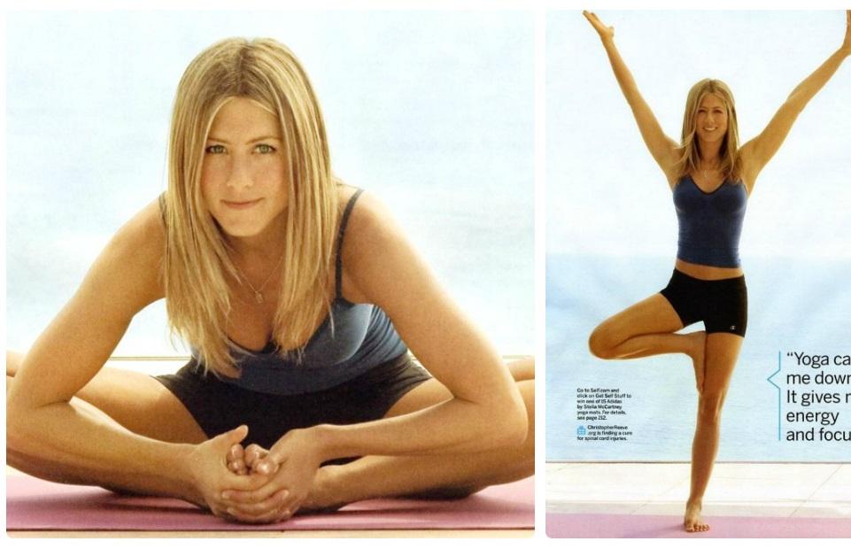 Sao Hollywood trẻ đẹp bất ngờ nhờ chăm tập yoga - 3