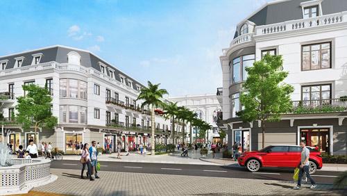 Ra mắt dự án nhà phố thương mại Vincom Shophouse Yên Bái - 3