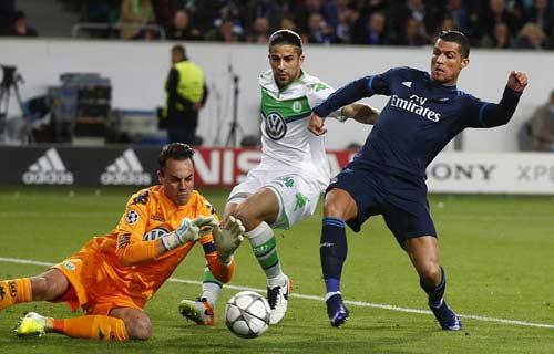 nhận định Real Madrid vs Wolfsburg - 2