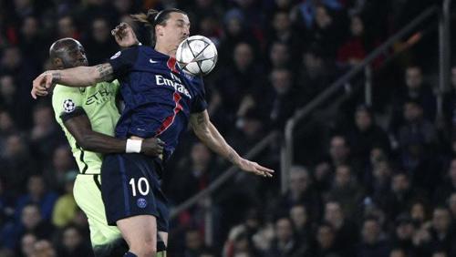 """Man City sẽ tấn công trước PSG, Ibra bị dọa """"khóa chân"""" - 2"""