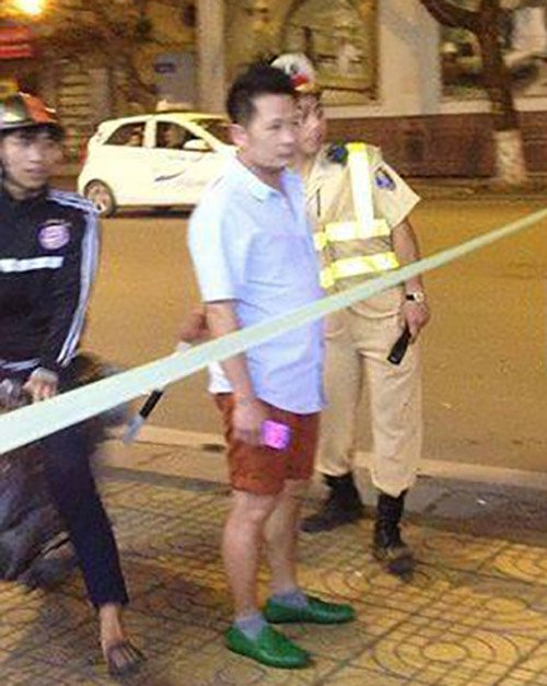 Xôn xao Bằng Kiều gặp rắc rối với 141 công an Hà Nội - 1