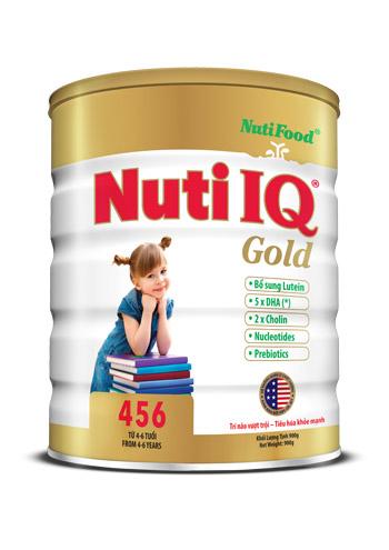 Dinh dưỡng và chỉ số IQ cho trẻ - 2