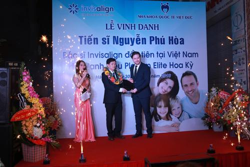 Bác sĩ nha khoa Việt Nam nhận danh hiệu Platinum Elite cao quý - 1