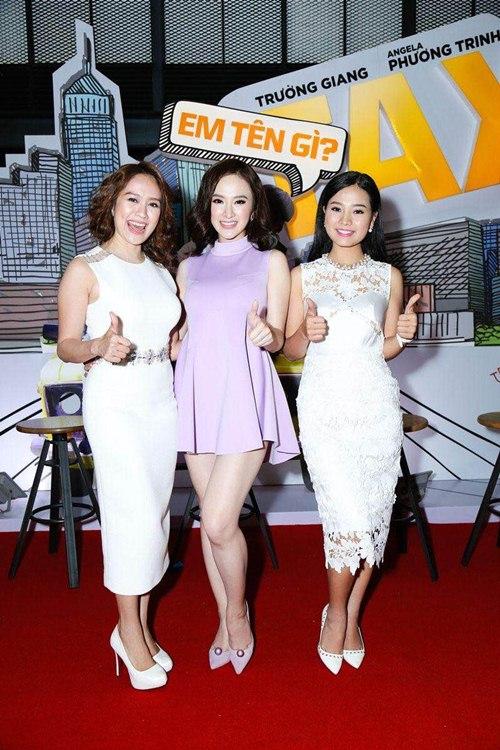 Angela Phương Trinh được mời tham dự LHP Cannes - 1