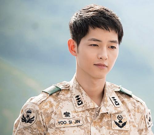 """Lộ bảng điểm không tưởng của """"soái ca"""" Song Joong Ji - 5"""