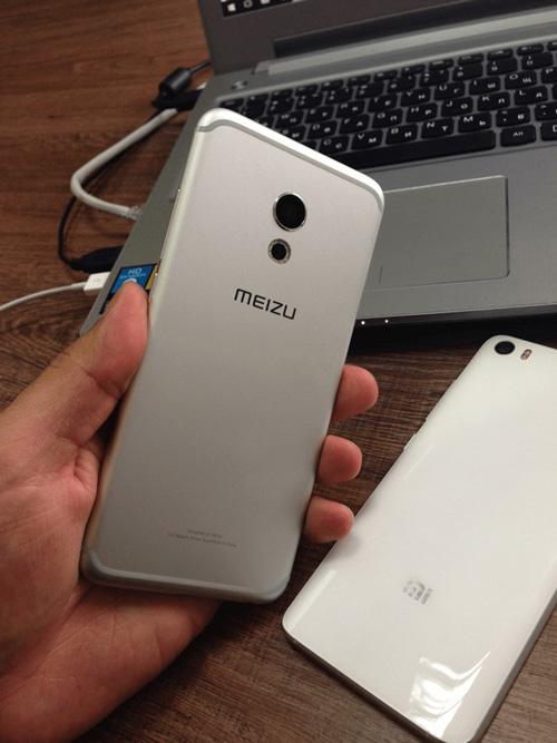 Meizu Pro 6 dùng camera 21MP ra mắt ngày mai - 1