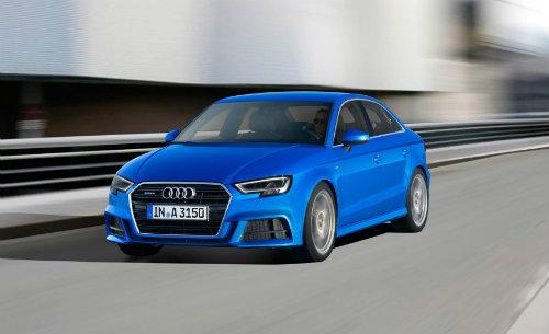 Khám phá Audi A3 2017: Buồng lái ảo, đèn LED ma trận - 1