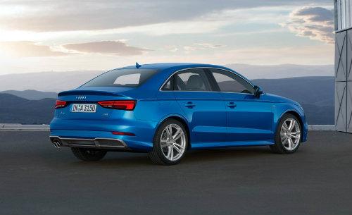 Khám phá Audi A3 2017: Buồng lái ảo, đèn LED ma trận - 3