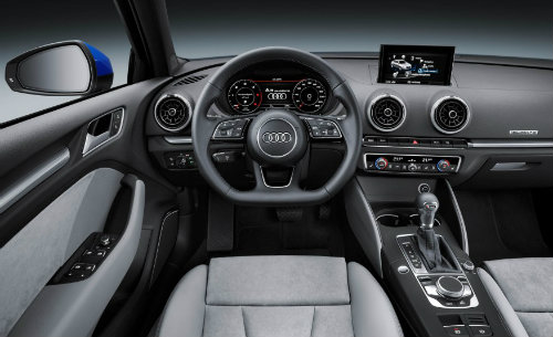 Khám phá Audi A3 2017: Buồng lái ảo, đèn LED ma trận - 5