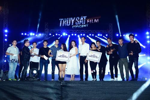 """Trương Ngọc Ánh chia sẻ về """"bạn diễn"""" đặc biệt ở Truy Sát Film Concert - 5"""