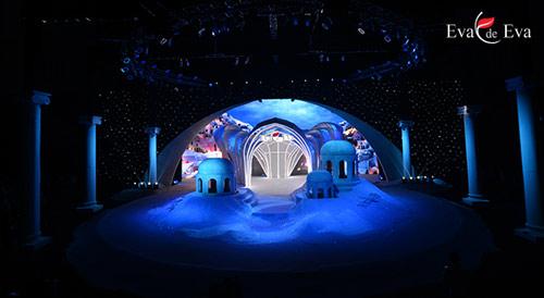 Điểm cộng và điểm trừ trong show 'The Dream of Santorini' - 1