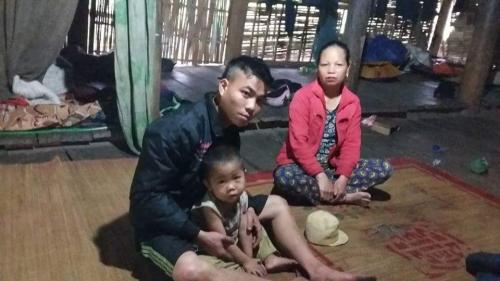 Mẹ bỏ đi, bé trai 4 tuổi lao đao vì bệnh tật - 1