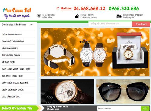 Muachungso1- Địa chỉ mua sắm online đáng tin cậy - 2