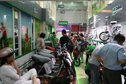 """CEO HKbike: """"Đầu tư hoành tráng để thể hiện sự tôn trọng đặc biệt"""" - 3"""