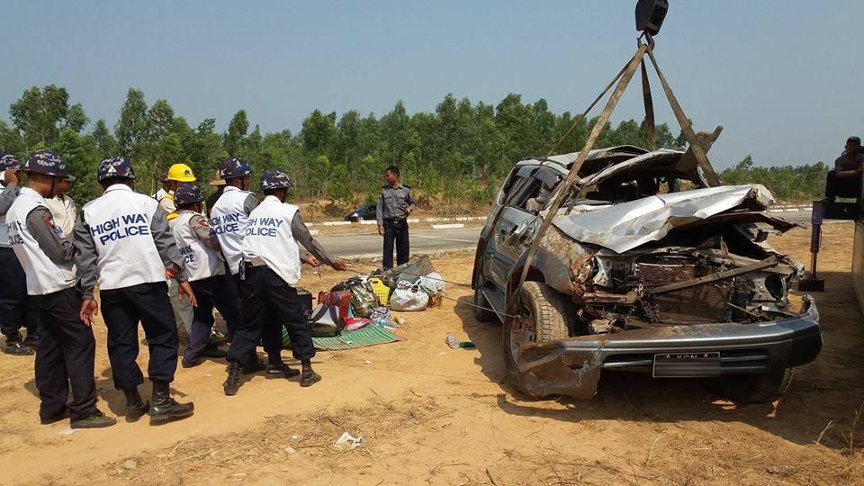 Tân Á hậu Hoàn vũ Myanmar tử vong ở tuổi 24 - 3