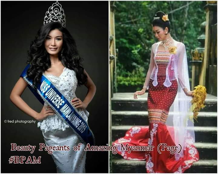 Tân Á hậu Hoàn vũ Myanmar tử vong ở tuổi 24 - 4