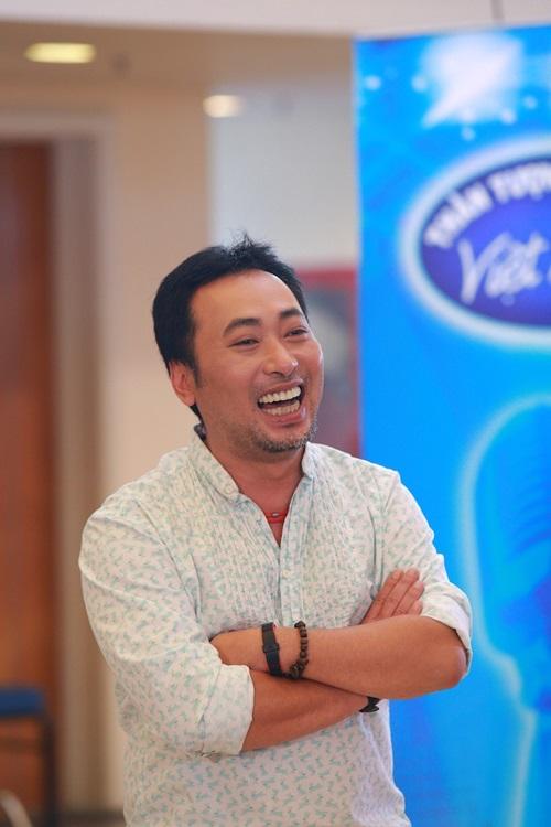 """Lộ diên """"bộ ba quyền lực"""" Vietnam Idol ngày đầu tiên - 8"""