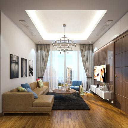 Sáng tạo không gian sống với căn hộ The Arcadia tại Vinhomes Gardenia - 1