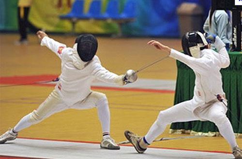Thể thao Việt Nam: Vung kiếm tiến vào Olympic 2016 - 1