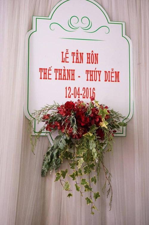 Thúy Diễm xinh như công chúa trong ngày làm cô dâu - 11
