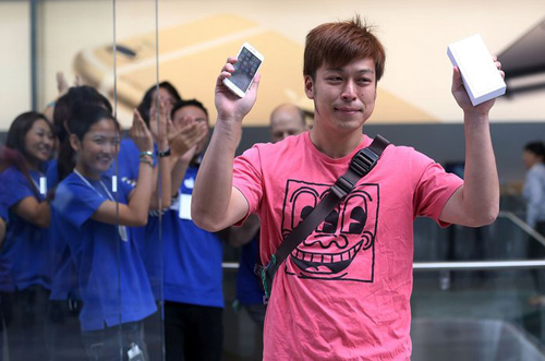 iPhone 6 quốc tế giảm 30% chỉ còn 6.9 triệu - trả góp 0đ - 2