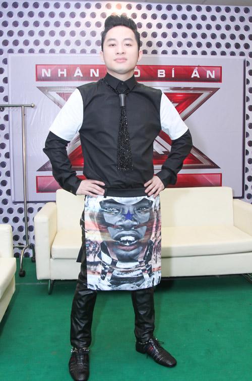 Hồ Quỳnh Hương hoá quý cô gợi cảm tại X-Factor - 8