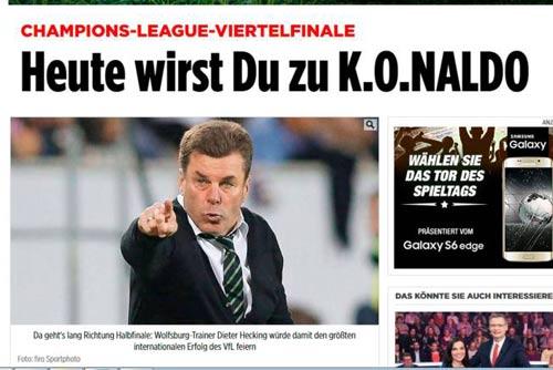 Chi tiết Real Madrid - Wolfsburg: Cuộc lật đổ của người Madrid (KT) - 10