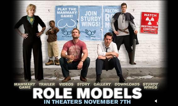 Trailer phim: Role Models - 1