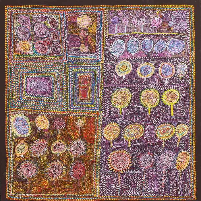 Úc: Bà cụ 105 tuổi vẽ tranh nổi tiếng thế giới - 5