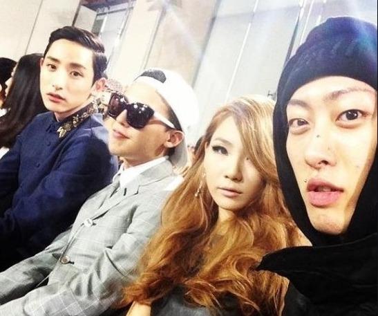 Rộ tin stylist nhóm nhạc đình đám 2NE1 bị bắt ma túy - 1