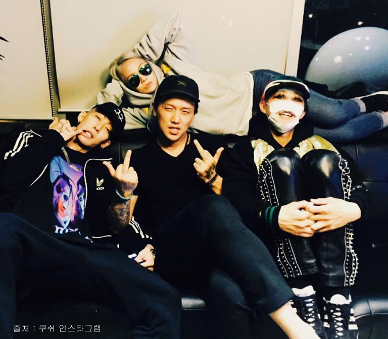 Rộ tin stylist nhóm nhạc đình đám 2NE1 bị bắt ma túy - 7