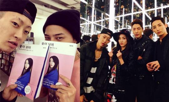 Rộ tin stylist nhóm nhạc đình đám 2NE1 bị bắt ma túy - 8