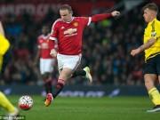 Bóng đá - Tái xuất, Rooney chơi xông xáo ở đội U21 MU