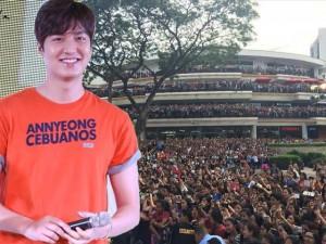 Lee Min Ho được hàng nghìn fan chào đón tại Philippines