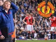 """Bóng đá - MU: Van Gaal sẽ """"bay ghế"""" vì... chỉ trích Rashford"""