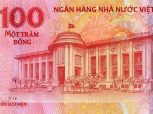 Tài chính - Bất động sản - Chiều nay (12.4), bắt đầu bán tờ tiền mệnh giá 100 đồng