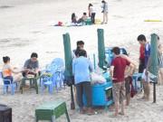Du lịch - Vũng Tàu cấm nấu nướng, ăn nhậu trên bãi biển