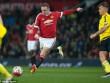 Tái xuất, Rooney chơi xông xáo ở đội U21 MU