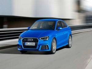 Khám phá Audi A3 2017: Buồng lái ảo, đèn LED ma trận