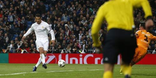 Chùm ảnh: Vị cứu tinh mang tên Ronaldo - 2