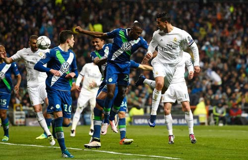 Chùm ảnh: Vị cứu tinh mang tên Ronaldo - 3