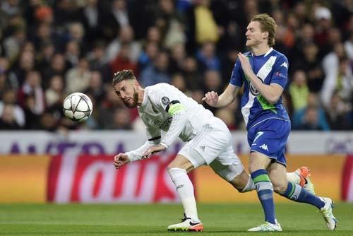 Chùm ảnh: Vị cứu tinh mang tên Ronaldo - 5
